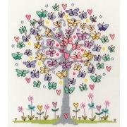 """Набор для вышивания крестом Bothy Threads """"Love Spring"""" (Любимая весна)"""