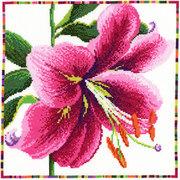 """Набор для вышивания крестом Bothy Threads """"Lily"""" (Лилия)"""