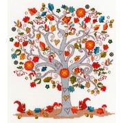 """Набор для вышивания крестом Bothy Threads """"Love Autumn"""" (Любимая осень)"""