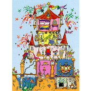 """Набор для вышивания крестом Bothy Threads """"Princess Palace"""" (Дворец принцессы)"""