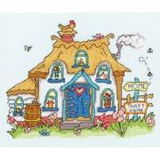 """Набор для вышивания крестом Bothy Threads """"Cottage"""" (Коттедж)"""