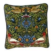 """Набор для вышивания крестом Bothy Threads подушка """"Bird"""" William Morris (Птицы)"""