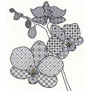 """Набор для вышивания крестом Bothy Threads """"Orchid"""" (Орхидея)"""