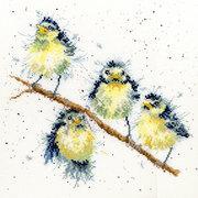 """Набор для вышивания крестом Bothy Threads """"Sweet Tweet"""" (Нежное чириканье)"""