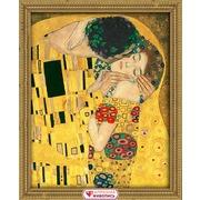 """Набор для выкладывания мозаики Алмазная живопись """"Поцелуй"""""""