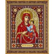 """Набор для вышивания бисером Паутинка """"Пресвятая Богородица Самонаписавшаяся"""""""