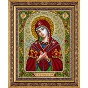 """Набор для вышивания бисером Паутинка """"Пресвятая Богородица Умягчение злых сердец"""""""