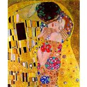 """Канва/ткань с нанесенным рисунком Grafitec """"Поцелуй"""""""