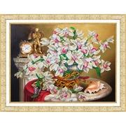 """Набор для вышивания бисером Паутинка """"Орхидеи"""""""