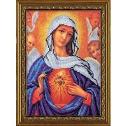 """Набор для вышивания бисером Радуга бисера (Кроше) """"Дева Мария"""""""