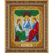 """Набор для вышивания бисером Паутинка """"Святая Троица"""""""