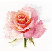 """Набор для вышивания крестом Алиса """"Дыхание розы. Нежность"""""""