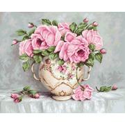"""Гобелен Luca-S """"Розовые розы"""""""