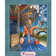 """Набор для выкладывания мозаики Алмазная живопись """"Следуй за мной Париж"""""""