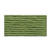 Мулине Gamma цвет №0036 серо-зеленый (х/б, 8 м)