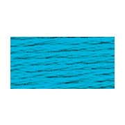 Мулине Gamma цвет №0087 ярко-голубой (х/б, 8 м)