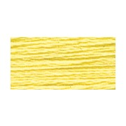 Мулине Gamma цвет №0102 св.лимонный (х/б, 8 м)