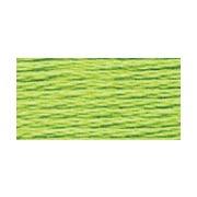 Мулине Gamma цвет №0207 салатовый (х/б, 8 м)