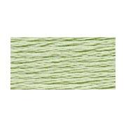 Мулине Gamma цвет №0715 св.зеленый (х/б, 8 м)