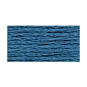 Мулине Gamma цвет №0758 серо-синий (х/б, 8 м)