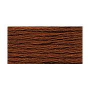 Мулине Gamma цвет №0771 красно-коричневый (х/б, 8 м)
