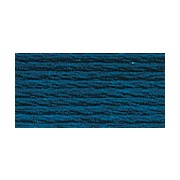 Мулине Gamma цвет №3119 синий (х/б, 8 м)