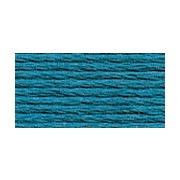 Мулине Gamma цвет №3129 мор.волна (х/б, 8 м)