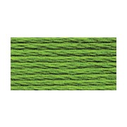 Мулине Gamma цвет №3160 яр.зеленый (х/б, 8 м)