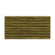 Мулине Gamma цвет №3177 коричневый-хаки (х/б, 8 м)