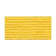 Мулине Gamma цвет №3194 желтый (х/б, 8 м)