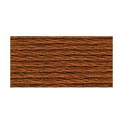 Мулине Gamma цвет №3206 красно-коричневый (х/б, 8 м)