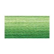 Мулине Gamma меланж, цвет Р-12 яр.зеленый-бл.желтый (х/б, 8 м)