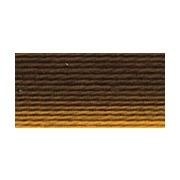 Мулине Gamma меланж, цвет Р-17 т.коричневый-св.коричневый (х/б, 8 м)