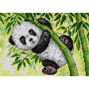 """Набор для выкладывания мозаики Вышиваем бисером """"Панда"""""""