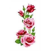 """Набор для вышивания крестом Каролинка """"Розы"""""""
