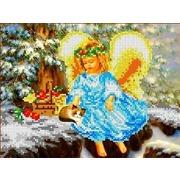 """Набор для вышивания бисером Каролинка """"В рождество"""""""