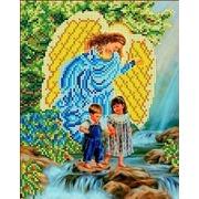 """Набор для вышивания бисером Каролинка """"У водопада"""""""
