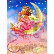 """Набор для вышивания бисером Каролинка """"Мечты в небе"""""""