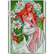 """Набор для выкладывания мозаики Вышиваем бисером """"Лесная фея"""""""