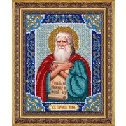 """Набор для вышивания бисером Паутинка """"Святой Пророк Илья"""""""