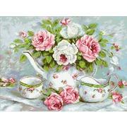 """Набор для выкладывания мозаики Паутинка """"Розовый чай"""""""