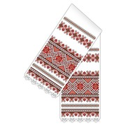 Набор для вышивания крестом Каролинка Рушник 2 м