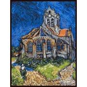 """Набор для вышивания крестом Палитра """"Церковь в Овере"""""""