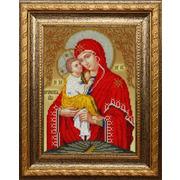 """Набор для вышивания бисером Вышиваем бисером """"Почаевская икона Божией Матери"""""""