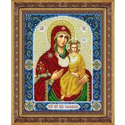 """Набор для вышивания бисером Паутинка """"Пресвятая Богородица Смоленская"""""""