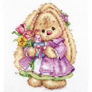 """Набор для вышивания крестом Алиса """"Зайка Ми. Весна"""""""