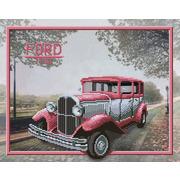 """Ткань с рисунком для вышивки бисером М.П. Студия """"Ford"""""""