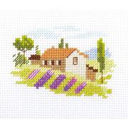 """Набор для вышивания крестом Алиса """"Тоскана"""""""