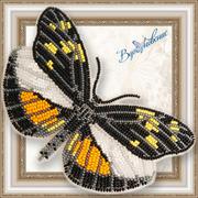 """Набор для вышивания бисером Вдохновение """"Dismorphia eunoe desine"""""""