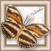 """Набор для вышивания бисером Вдохновение """"Dryadula Phaetusa"""""""